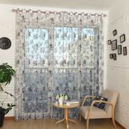 Dolce Mela Sheer Curtain Panels DMC477