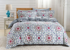 Duvet Cover Set, Dolce Mela Bedding DM634Q
