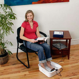 ion cleanse footbath