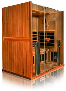 Clearlight Sanctuary 3 Person Full Spectrum Sauna