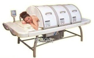 SoqI Bed with Hot House Sauna