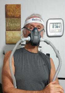 Turbo Mega Flow Mask
