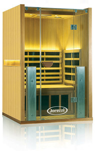 Clearlight Full Spectrum Sauna 2 Person Basswood