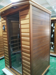 Clearlight 2 Person Premier Two Toned Cedar