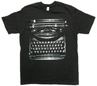 THURSDAY TYPEWRITER MENS TEE SHIRT