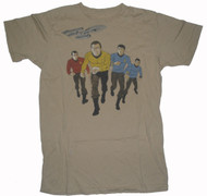 Mens Star Trek Vintage T-Shirt by Altru Apparel