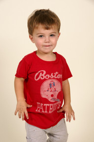 NFL Boston Patriots Kids T-Shirt by Junk Food Clothing