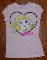 Barbie in Heart Girly Vintage T-Shirt by Doe