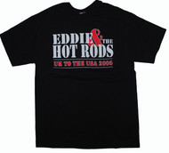 Eddie & The Hot Rods UK to the USA 2005 Mens T-Shirt by Chaser