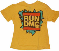 Run DMC Raising Hell Boys T-Shirt by Junk Food Clothing