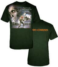 Army of Darkness Trapped Mens T-Shirt
