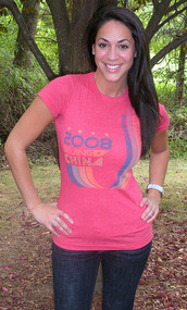 2008 Beijing China Olympics Womens T-Shirt by Junk Food Clothing