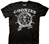 Goonies Captains Wheel Mens T-Shirt
