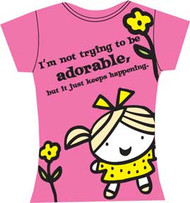 KISSY DOODLES BUT IT JUST KEEPS HAPPENING TODDLER TEE SHIRT