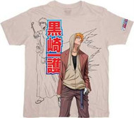 BLEACH ICHIGO STREET MENS T-SHIRT