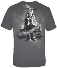 Army of Darkness White Lightning Mens T-Shirt