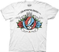 Grateful Dead Ramblin Rose Mens T-Shirt