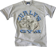 The Three Stooges Curly's Gym Mens T-Shirt