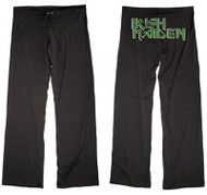Cool Irish Maiden Yoga Pants.  Super soft and comfortable