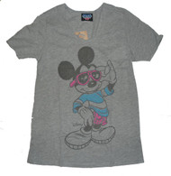 Cool Mickey Mouse Spring Break T-Shirt