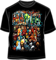 Marvel Comics Group Shot T-Shirt