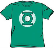 DC Comics Green Lantern Distressed Youth Tee Shirt