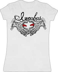 Incubus Kiss Juniors Tee Shirt