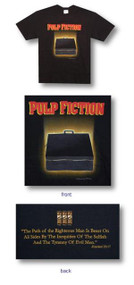 Pulp Fiction Briefcase Mens Tee Shirt