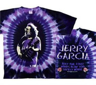 Jerry Garcia Franklin Towers Mens Tee Shirt
