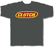 Clutch Oval Logo Mens Tee Shirt