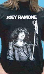 Joey Ramone Mens Tee Shirt