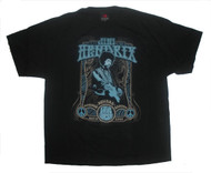 Jimi Hendrix Madison Square Garden '69 Mens Tee Shirt