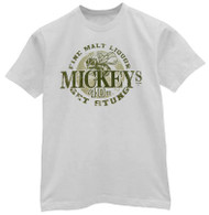 Mickey's Fine Malt Liquor Mens Tee Shirt