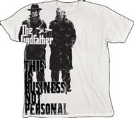 The Godfather This is Business Not Personal Mens Tee Shirt