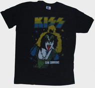 Junk Food Mens Gene Simmons Kiss Tee Shirt