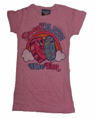 Sweetarts Bite Em Womens Tee Shirt by Junk Food Clothing