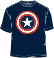 Marvel Comics Captain America Mens Tee Shirt