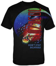 JOURNEY BIG DISTRESSED MENS TEE SHIRT