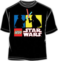 Lego Star Wars Brick Party Boys Tee Shirt