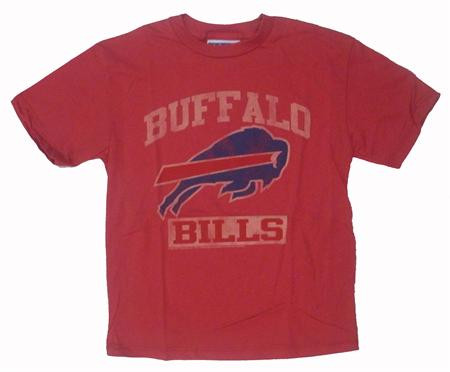 Buffalo Bills Boys T-Shirt by Junk Food Clothing
