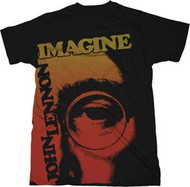 John Lennon Imagination Mens Tee Shirt
