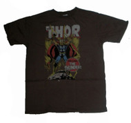 Mens Thor Here Comes the Thunder T-Shirt by Junk Food Clothing