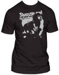 SIOUXSIE & THE BANSHEES HANDS AND KNEES MENS TEE SHIRT