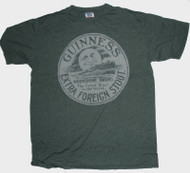 Mens Guinness Moon Tee Shirt by Junk Food Clothing
