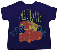 The Who Magic Bus Toddler Tee Shirt