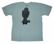 Public Opinion Tribal Eagle Mens T-Shirt
