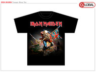 Iron Maiden Trooper Mens Tee Shirt