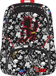 INSANE CLOWN POSSE ALL OVER PRINT MENS BACKPACK