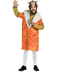 Burger King Adult Costume