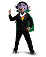 Sesame Street The Count Mens Costume